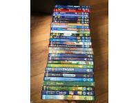130 Disney DVD's/ classic/pixar