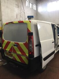 CITROEN BERLINGO DISPATCH 2013 1.6 96k MILES