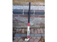 Woodworm hockey stick