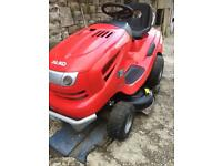 Alko ride on Mower