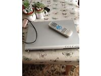 DVD player + remote, Alba, scart conncection, only £5