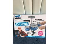 Desktop Drumkit