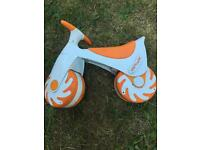 Bouncycle and slide for sale