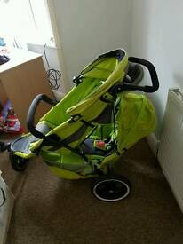 pushchair double