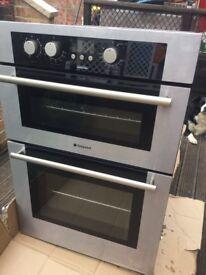 Inbuilt double oven