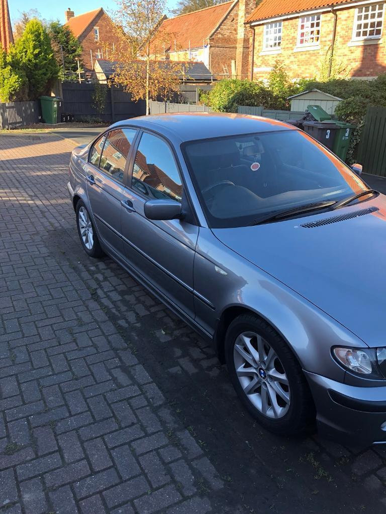 BMW 318 turbodiesel