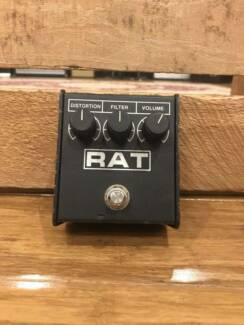 SECOND HAND PRO CO RAT DISTORTION