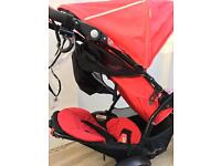 Phil & Teds Navigator V2 double buggy in excellent continued