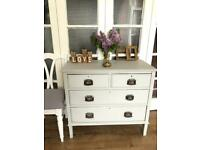 Edwardian chest Free Delivery Ldn Shabby Chic