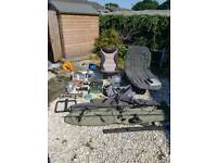 Carp fishing/ course for sale
