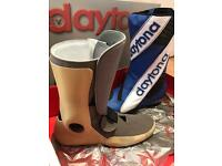 Daytona Boots Security EVO GP Motorcycle Boots