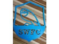 SWFC Plaque