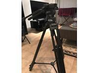 Davis & Sanford Camera Tripod. PROVISTA7518B w/ 75mm C Ball