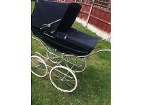 Silver Cross Tenby Coachbuilt Pram