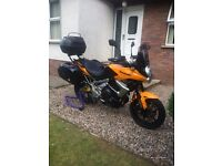 Very nice Versys 650 in vg condition