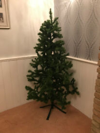 six foot christmas tree boxed