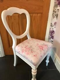 Beautiful Shabby Chic Chair