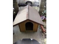 Dog kennel (never used)