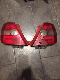 Honda Civic Type r ep3 tail lights