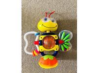 Lamaze highchair toy