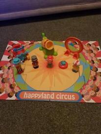 Happyland circus