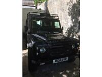 Land Rover Defender 2012 90 XS