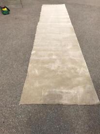 Remnant piece of carpet