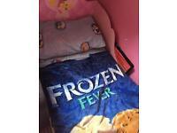 Toddlers princess bed