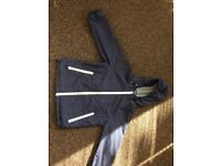 Boys Grey Lightweight Jacket