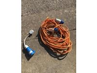 Hook up cable/electric cable &converter