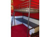bed cabin loft
