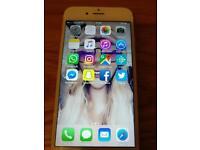Apple iPhone 6S - 16GB on O2