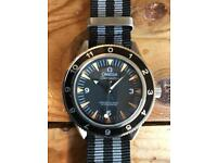 Omega seamaster 300. James Bond. NATO strap.
