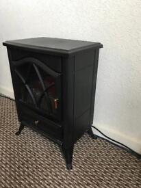 Electric fire burner stove