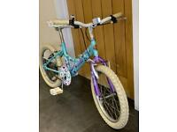 Raleigh Dottie Girls Bike REDUCED FOR QUICK SALE