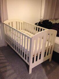 Mama and Papas Cot/ Junior bed
