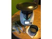 Vorwerk Termomix TM5 food processor brand new