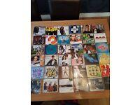 Various cds singles /albums
