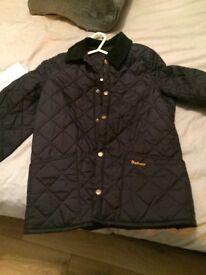 Boys Barbour jacket age 10-12