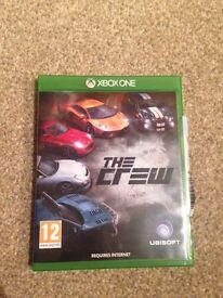 THE CREW, Xbox one game