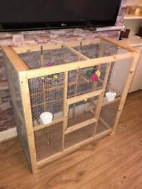 Custom Made Bird/Parrot Cage.