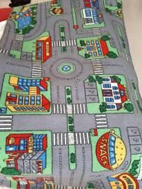 Large car mat