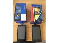 Nokia lumia 510 and Nokia lumia 520