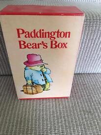 Retro Paddington books
