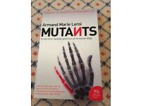 Mutants by Armand Marie Leroi