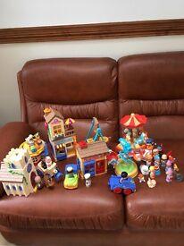 ELC Happyland toys selection