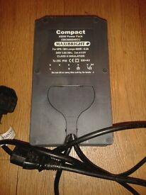 COMPACT MAXIBRIGHT 600W BALLAST / POWER PACK