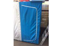 IKEA Wardrobe - Plastic Blue £15