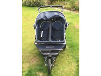 Nipper instep double buggy