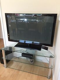 """42"""" Panasonic LCD HD TV with stand"""